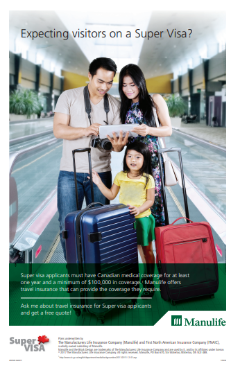 Manulife Travel Insurane