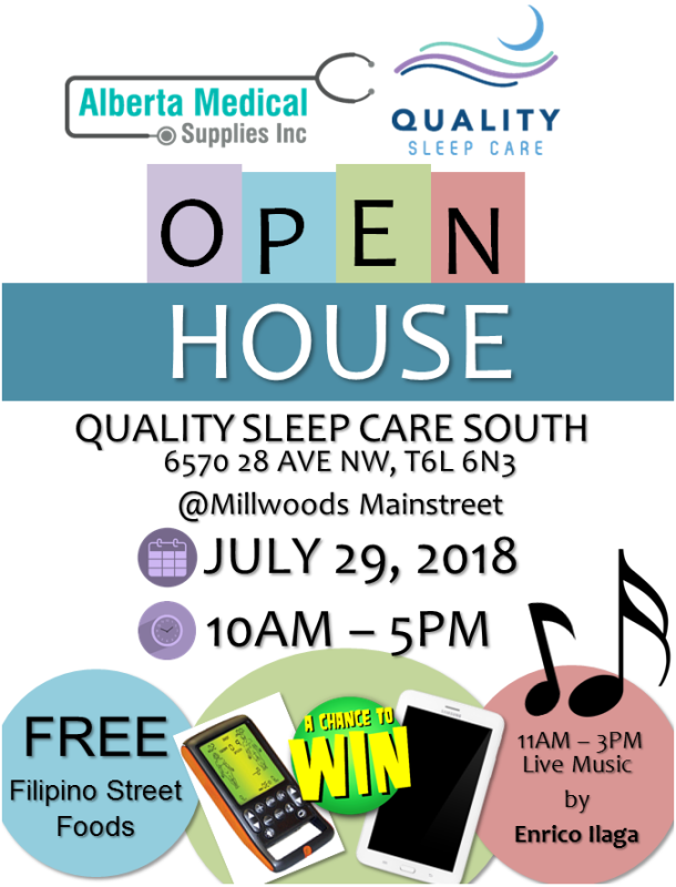 AMS QSC Open House July 29 2018