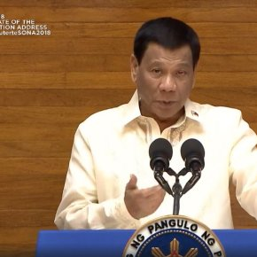 Duterte lauds OFWs' sacrifices, contributions