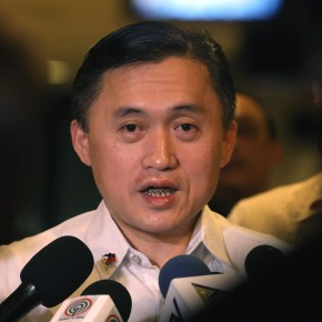 Bong Go seeks to bolster fire safety measures if elected to Senate