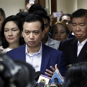 Malacañang respects court's deferment of Trillanes arrest