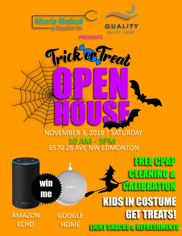 qsc trick or treat 2018