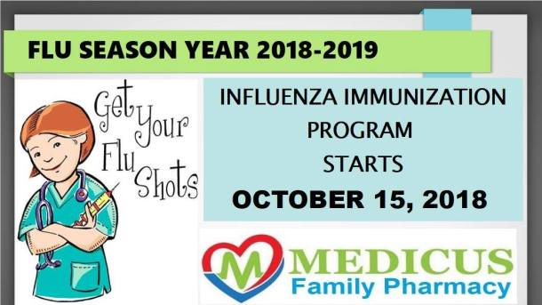 medicus flu shot