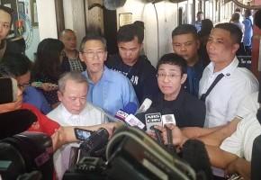 Manila court defers Ressa arraignment on cyber libelrap