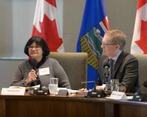 Meet Alberta's first Anti-Racism Advisory Council; Pinay serves asco-chair