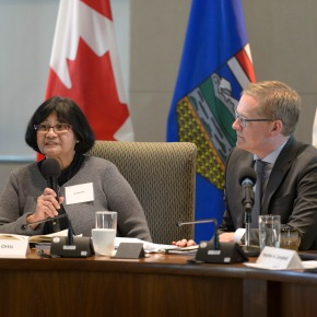 Meet Alberta's first Anti-Racism Advisory Council; Pinay serves as co-chair