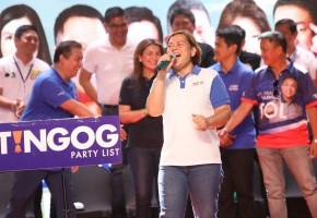 Mayor Sara hails rosy poll survey for HNP senatorial bets