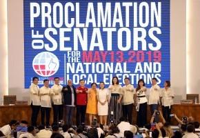 New senators urged to start focusing on publicservice