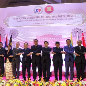 ASEAN takes leads to strengthen unity through sports