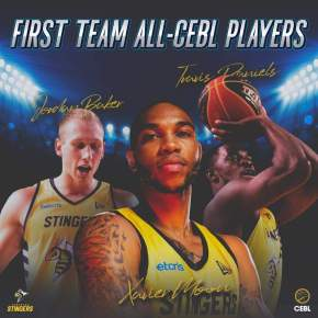 Xavier Moon wins second-straight CEBL Player of the Year