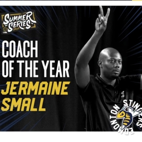 Jermaine Small named CEBL Coach of the Year