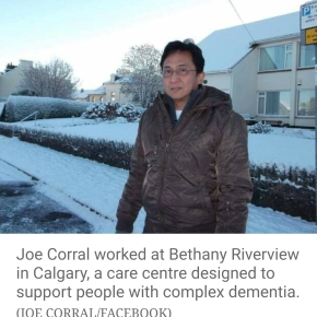 Philippine Consulate General Calgary assists daughter in claiming death benefits of Filipino-Canadian healthcareworker
