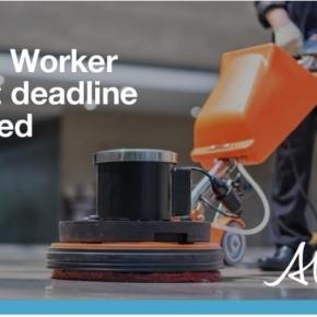 Critical Worker Benefit deadlineextended