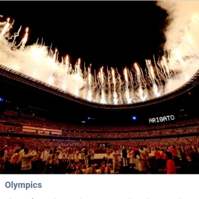 IOC President's speech – Tokyo 2020 ClosingCeremony