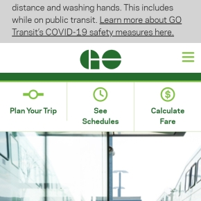 Ontario Launching GO Train Service to London, extending Kitchener line with new stops in SouthwesternOntario